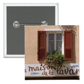 Maison de la Lavande Place du Couwert Pinback Button