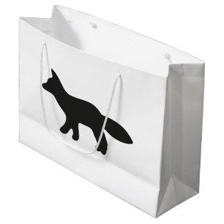 Maison Kitsune Large Gift Bag