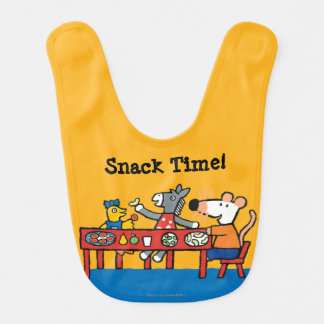 Maisy and Friends Preschool Snack Time Bibs
