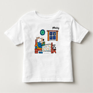 Maisy Ready for Bed Blue Pajamas Toddler T-Shirt