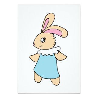 Maisy The Bunny 9 Cm X 13 Cm Invitation Card