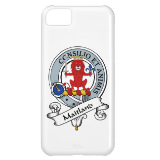 Maitland Clan Badge iPhone 5C Case
