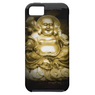 Maitreya - laughing Buddha iPhone 5 Case