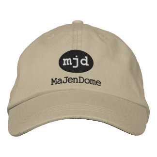 MaJenDome Hat Embroidered Hat