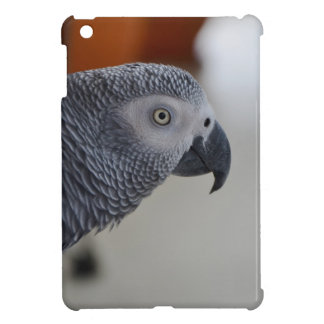 Majestic African Grey Parrot iPad Mini Cover