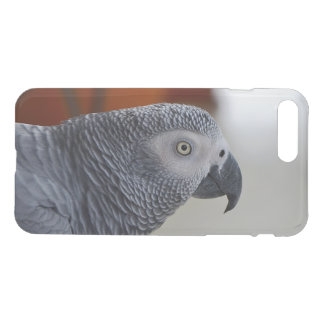 Majestic African Grey Parrot iPhone 7 Plus Case