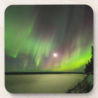 Majestic Aurora Coaster