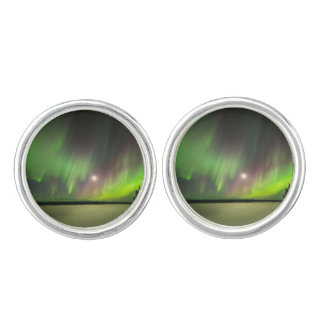 Majestic Aurora Cuff Links