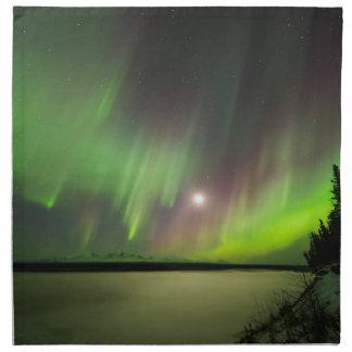 Majestic Aurora Napkin