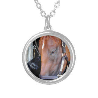 Majestic Bonnie Silver Plated Necklace