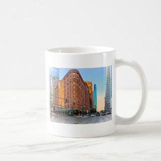 Majestic Brown Palace Hotel At Sunset, Denver, CO Coffee Mug