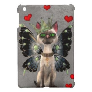 Majestic cat iPad mini case