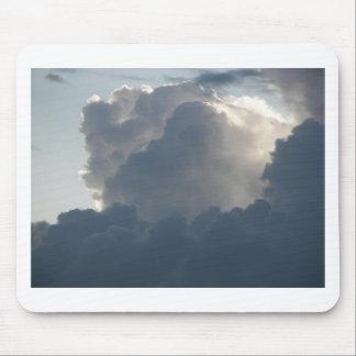 Majestic clouds mousepad