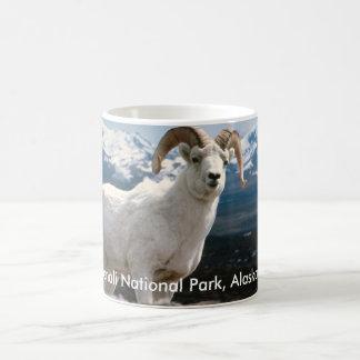 Majestic, Denali National Park, Alaska Coffee Mug