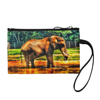Majestic Elephant Coin Purse