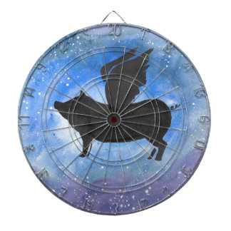Majestic Flying Pig Dart Boards