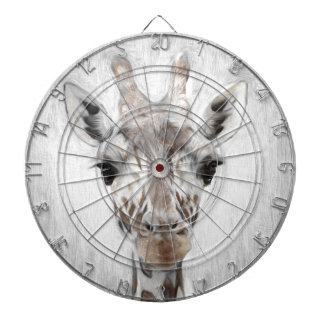 Majestic Giraffe Portrayed multiproduct selected Dartboard