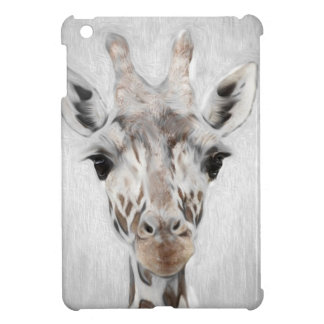Majestic Giraffe Portrayed multiproduct selected iPad Mini Cover