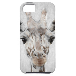 Majestic Giraffe Portrayed multiproduct selected Tough iPhone 5 Case