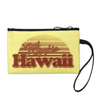 Majestic Hawaii Change Purse