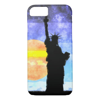 Majestic Lady Liberty iPhone 8/7 Case