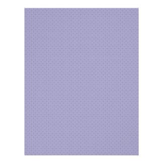 Majestic light purple pattern on purple background full color flyer