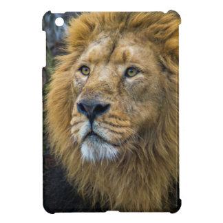 Majestic lion iPad mini case