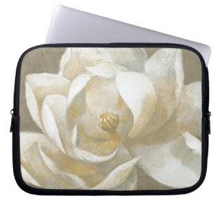 Majestic Magnolia Laptop Sleeve