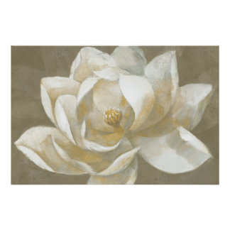 Majestic Magnolia Poster