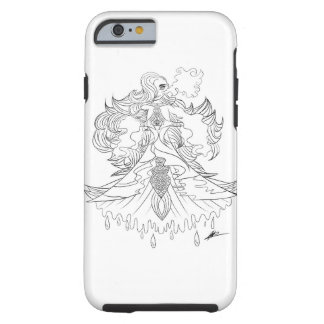 Majestic Mermaid Tough iPhone 6 Case