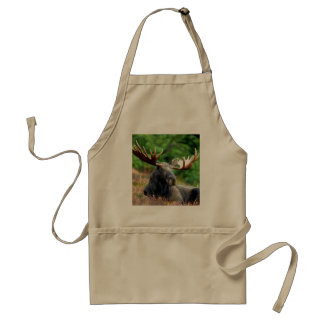 Majestic Moose Meadow Standard Apron