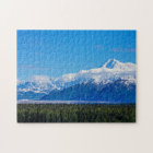 Majestic Mt McKinley Jigsaw Puzzle