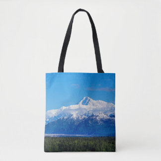 Majestic Mt McKinley Tote Bag