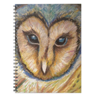 Majestic Owl Notebook