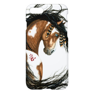 Majestic Paint Pinto Horse case by Bihrle