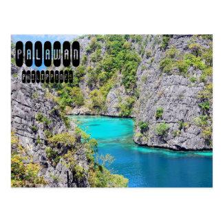 Majestic Palawan Postcard