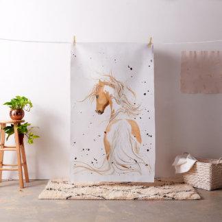 Majestic Palomino Paint by Bihrle Fabric