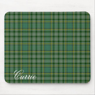 Majestic Scottish Clan Currie Tartan Mouse Pad