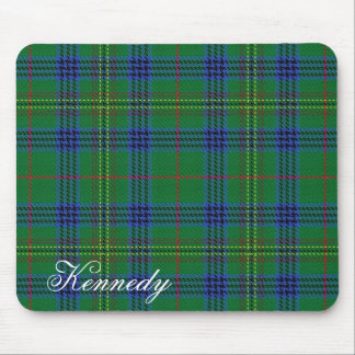 Majestic Scottish Clan Kennedy Tartan Mouse Pad