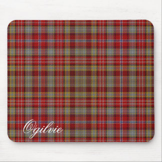 Majestic Scottish Clan Ogilvie Ogilvy Tartan Mouse Pad