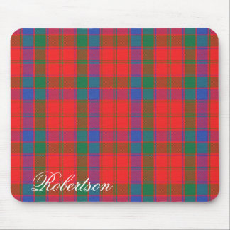 Majestic Scottish Clan Robertson Tartan Mouse Pad
