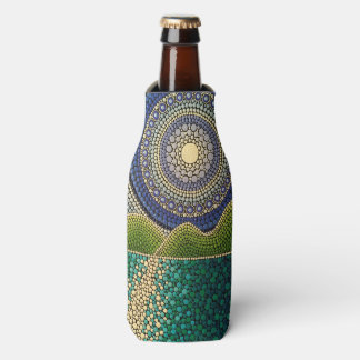 Majestic Sky Bottle Cooler