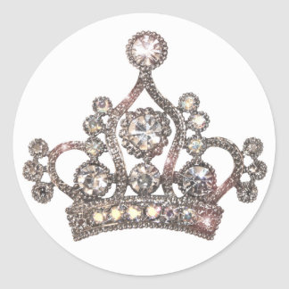 Majestic Tiara stickers