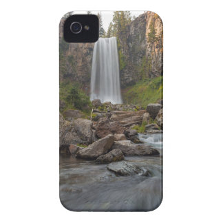 Majestic Tumalo Falls in Central Oregon USA iPhone 4 Case-Mate Cases