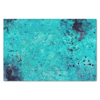 Majestic Turquoise Stone Tissue Paper