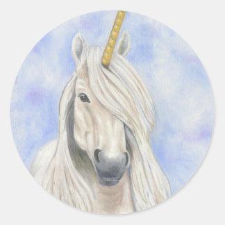 Majestic Unicorn sticker