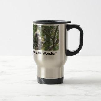Majestic Wonder Stainless Steel Travel Mug