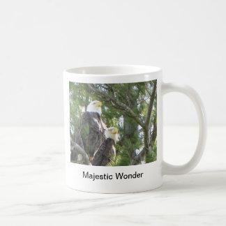 Majestic Wonder Basic White Mug