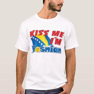 Majica Kiss me I´m Bosnian T-Shirt