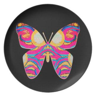 Majin Butterfly Plate